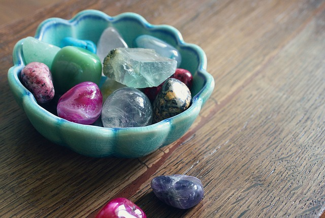 Crystals and Reiki